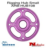 DMM Rigging Hub Small Purple Color
