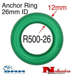 DMM Anchor Ring 26mm ID, Green Color