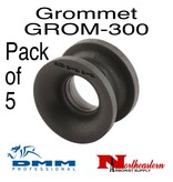 DMM Grommet 5 Pack, Black Color