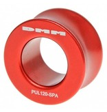 DMM Pinto Rig Spacer 15mm ID, Red Color