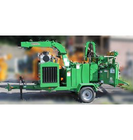 Bandit® Model Intimidator ™ 19XPC - Towable Drum Style Hand-Feed Chipper, GM 5.7L 165hp Gas Engine