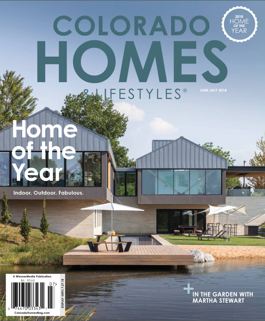 Colorado Homes & Lifestyles, June-July 2018
