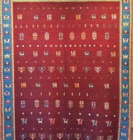 Persian Soumak 1994, 5X7