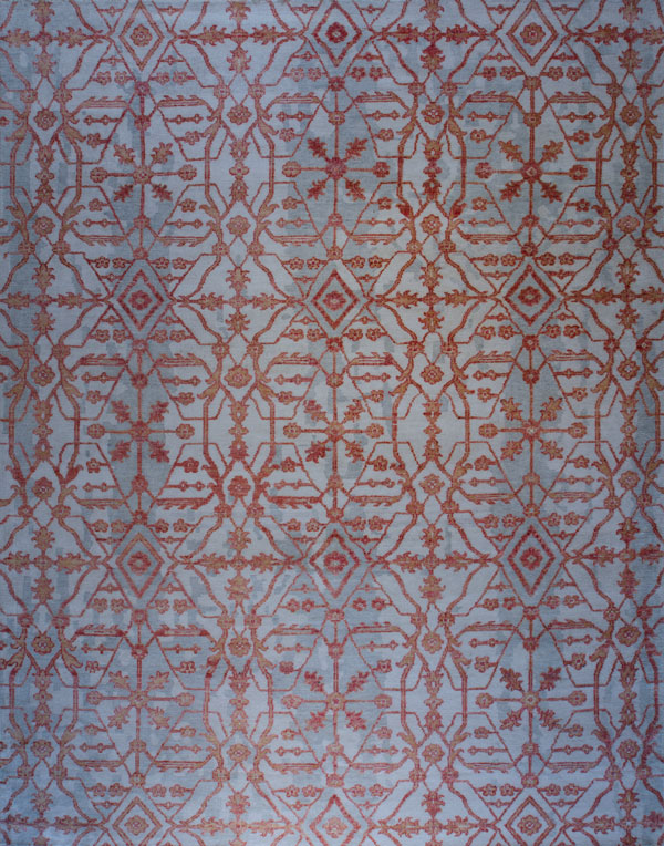 Palace Transitional White 8.00x10.01