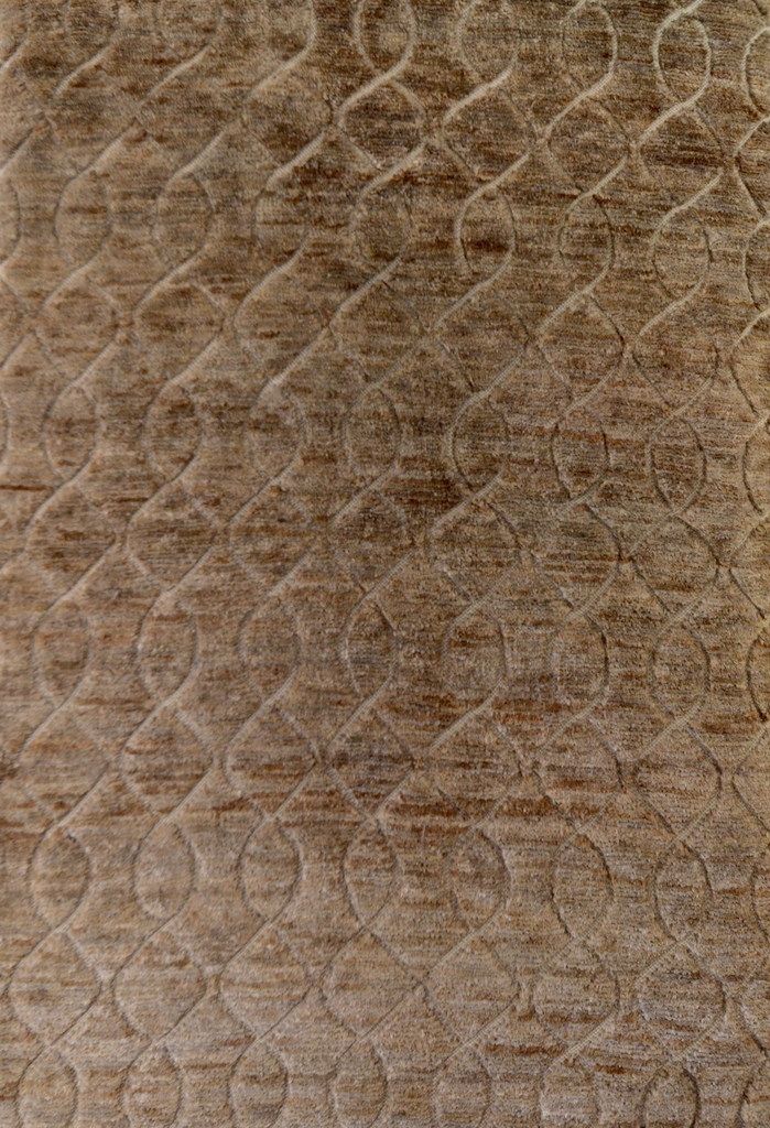 Fine Jute and Wool Hand Knotted, 5X8