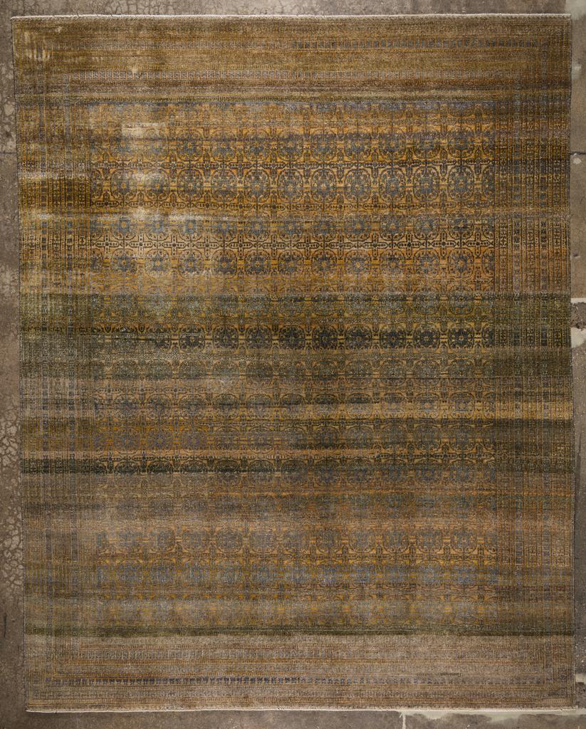 "Kundan Wool and Silk 8'1"" x 10'1"""