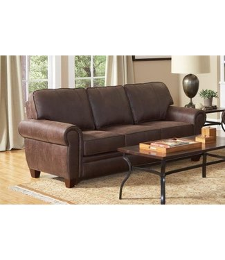 Coaster 504201 - SOFA (BROWN)