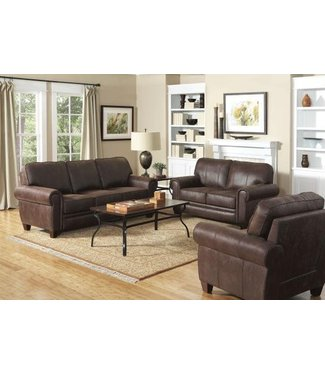 Coaster 504203 - CHAIR (BROWN)