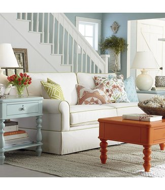 Bassett Furniture HGTV SM Custom Upholstered Sofa