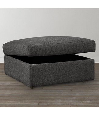 Bassett Furniture Beckham Storage Ottoman (