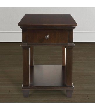 Bassett Furniture EOS Chairside Table