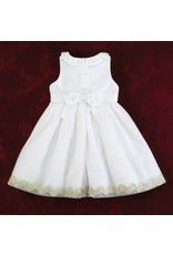 Mud Pie Mud Pie Ivory Ric Rac Dress