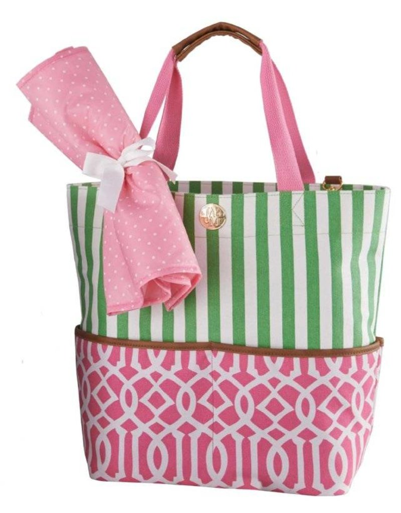 Mud Pie Mud Pie Big Bundle Tote
