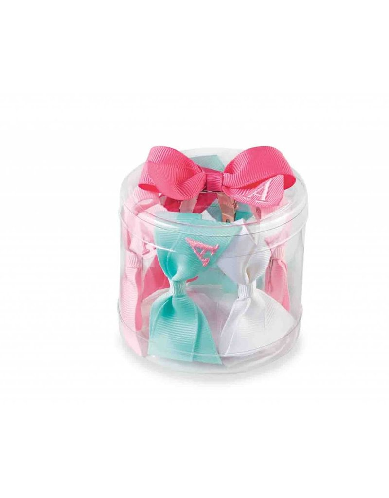 Mud Pie Mud Pie Initial Hair-Bow Set