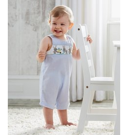Mud Pie MP Bunny Smock Shortall