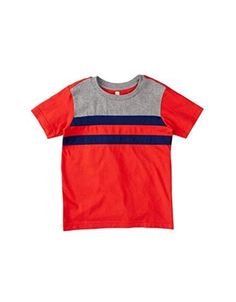 tea collection Tea Collection Color-block Nautical Tee