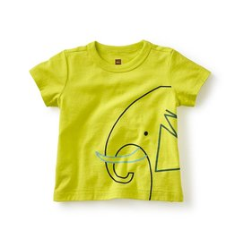 tea collection Elefante Graphic Tee