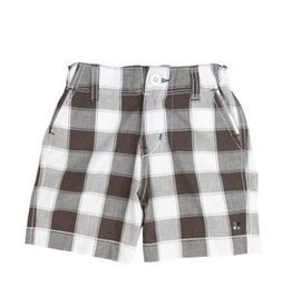 RuffleButts/RuggedButts Rugged Butts Plaid Shorts