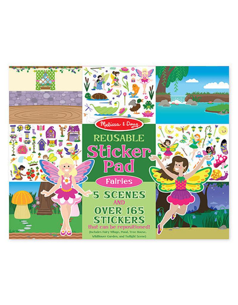 Melissa and Doug Melissa & Doug Reusable Sticker Pad