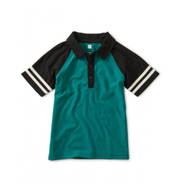 tea collection Tea Collection Speedy Striped Polo
