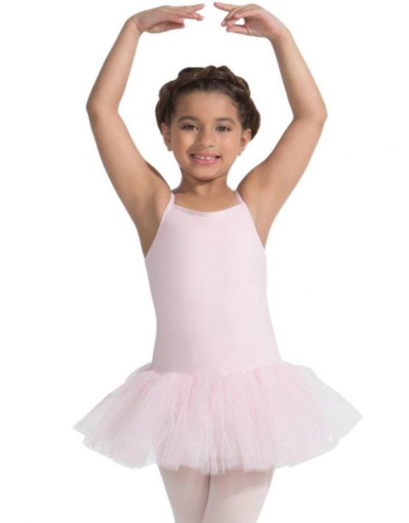 Capezio Capezio Tutu Dress with Glitter