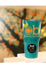Clementine Boutique Stainless Steel 30oz Tumbler