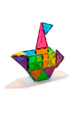 MagnaTiles Magna-Tiles Clear Colors 32pc Set