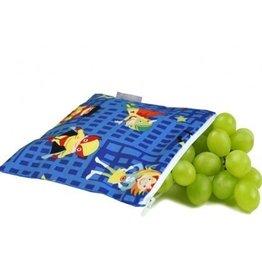 Itzy Ritzy IR Snack Bag- Playground Superheroes