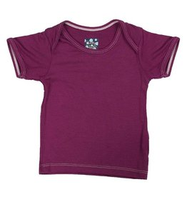 Kicky Pants KP Basic S/S Tee- Orchid