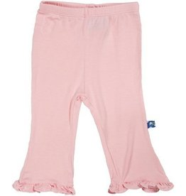 Kicky Pants Ruffle Pants - Lotus