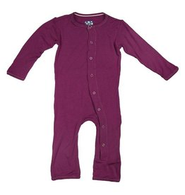 Kicky Pants KP Basic Coverall- Orchid