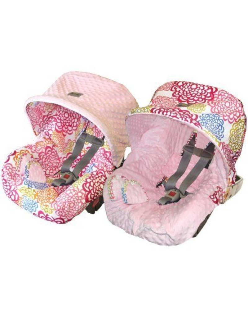 Itzy Ritzy Itzy Ritzy Infant Car Seat Cover