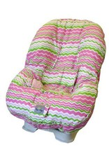 Itzy Ritzy Itzy Ritzy Zig Zag Toddler Seat Cover