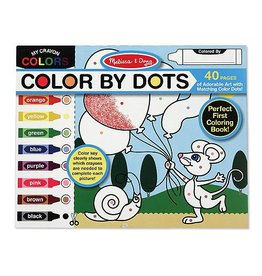 Melissa and Doug Color by Dots