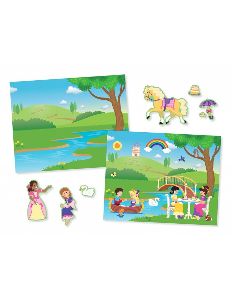 Melissa and Doug Melissa & Doug Reusable Sticker Pad