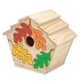 Melissa and Doug BYO Wooden Birdhouse