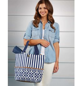 Mud Pie MP Big Bundle Tote
