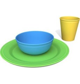 Green Toys Green Toys Tabletop Set
