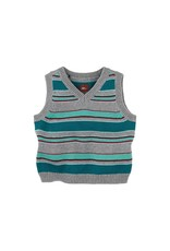 tea collection Tea Collection Jugend Striped Sweater Vest
