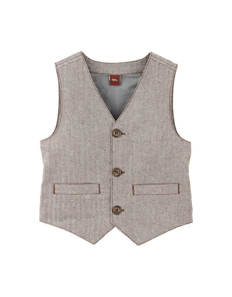 tea collection Tea Collection Schuler Herringbone Vest