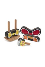 Melissa and Doug Melissa & Doug Butterfly Stacker