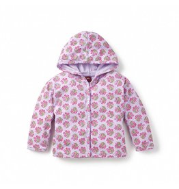 tea collection Navya Snap Hoodie