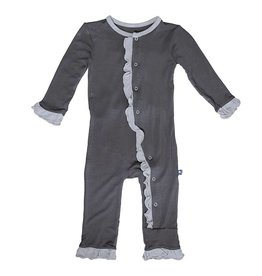 Kicky Pants Ruffle Coverall