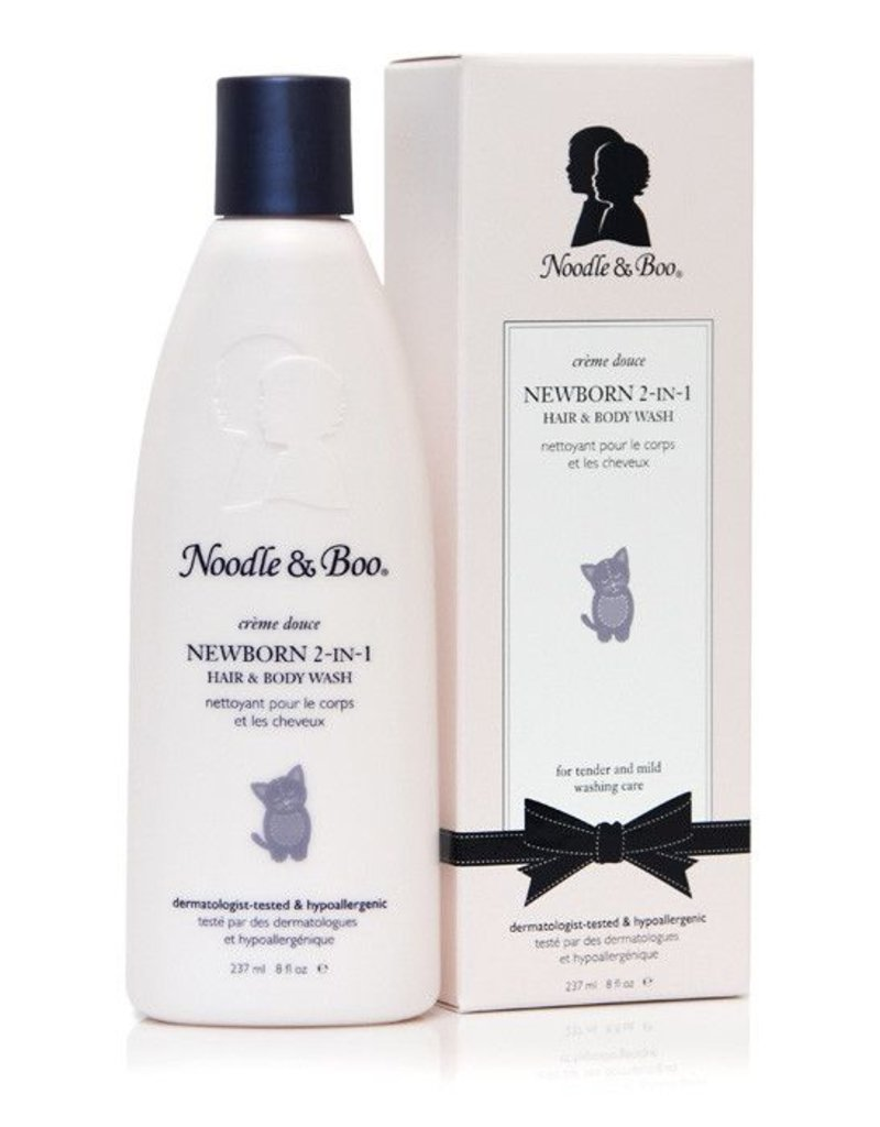 Noodle & Boo Noodle & Boo Newborn 2-in-1 Hair & Body Wash (8 oz)