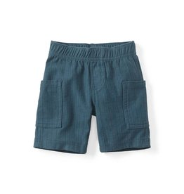 tea collection Cargo Striped Shorts