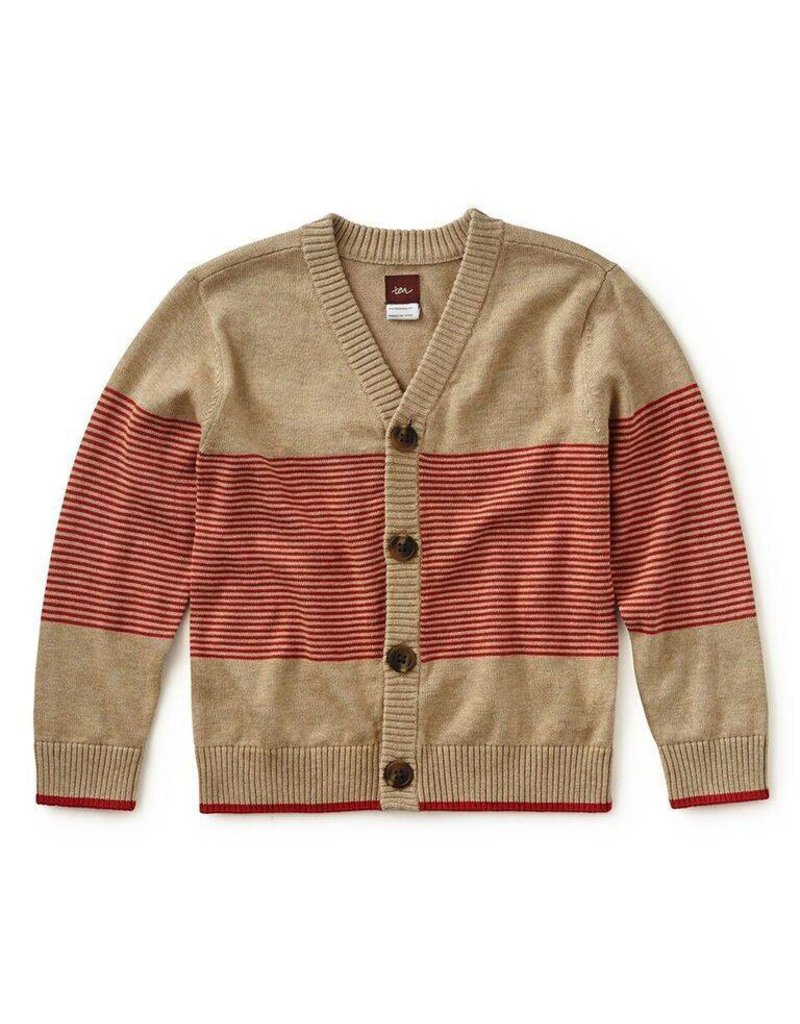 tea collection Tea Collection Leo Striped Cardigan