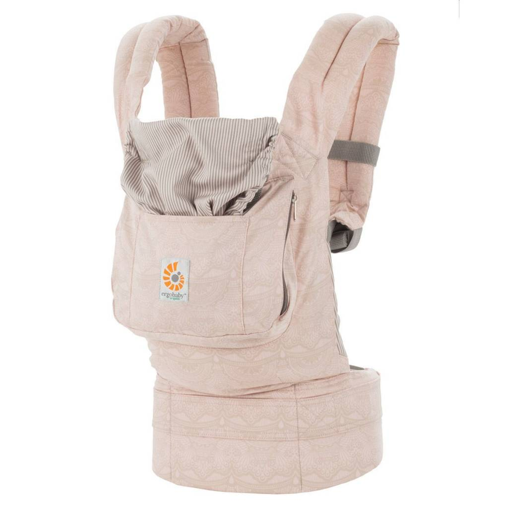 3ca30f30588 ErgoBaby Organic Baby Carrier - Clementine Boutique