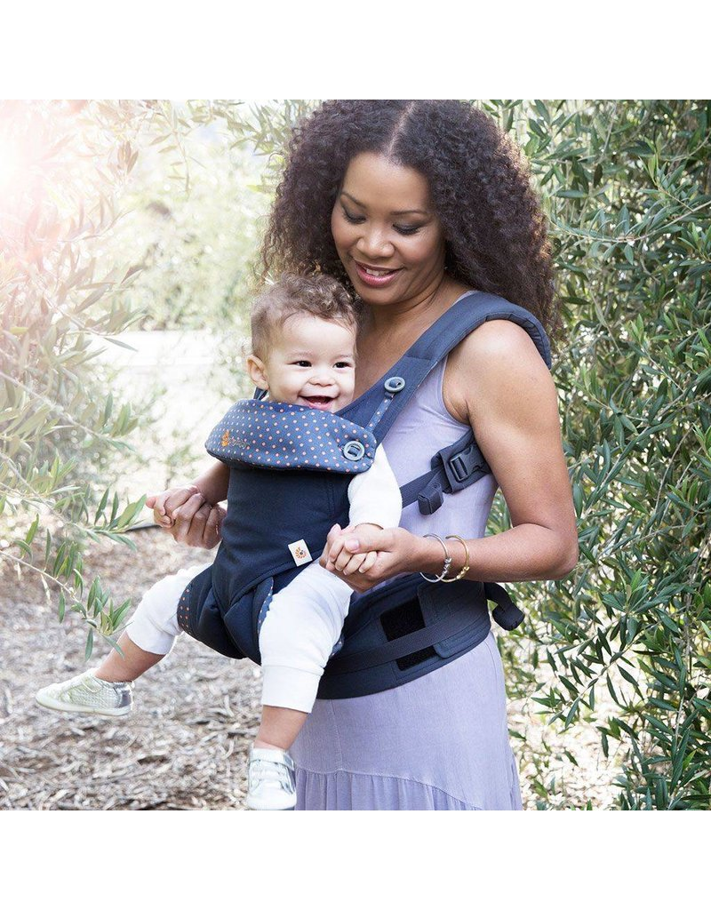 ERGO baby ErgoBaby Dusty Blue Four Position 360 Baby Carrier