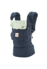 ERGO baby ErgoBaby Indigo Mint Dot Original Baby Carrier