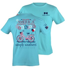 SS Simply Southern S/S Tee- Again